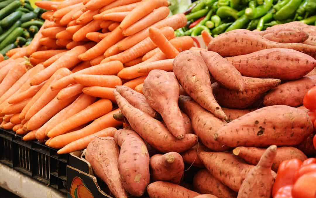 Superfoods for Your Eyes that Fight Colds